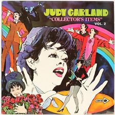 Collectors Items Volume 2  Judy Garland  Vinyl Record