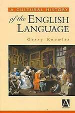 A Cultural History of the English Language-ExLibrary
