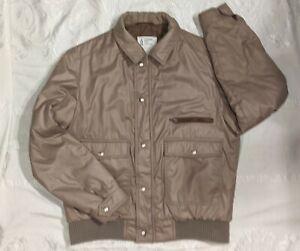 Vintage London Fog Men's quilt lined jacket 40 Long