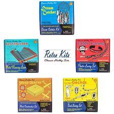 New Vintage Retro Diy Crafting Kit - Jewelry, Decorations, Toys - 5 Set Options