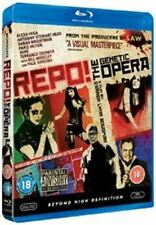 Repo The Genetic Opera A New Reg B Blu-ray