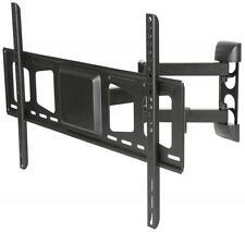 """av:link 129.565 Full Motion Cantilever Flexible TV Wall Bracket 32"""" to 60"""" - Blk"""