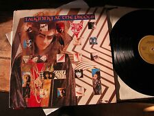 1986 goth vinyl LP DOCTOR & THE MEDICS LAUGHING AT THE PIECES   MIRG1010