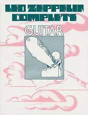 Led Zeppelin -- Complete: Easy Guitar by Led Zeppelin