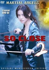 So Close 2 -Hong Kong RARE Kung Fu Martial Arts Action movie - NEW