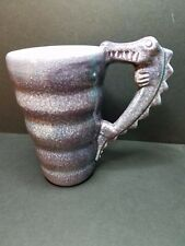Starbucks Dragon coffee mug cup Hand painted made in Italy