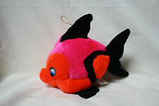 Catch a COLORFUL FISH with no bait - polyester fiber STUFFED TOY - unbranded