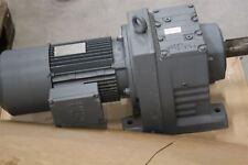 SEW-EURODRIVE 1,8 Kw 15 Min. Motorreductor R87 SDT100LS6/2 / BMG / Tf Gearbox