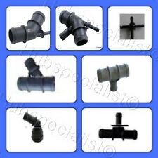 ASSORTED WATER PIPE VOLKWAGEN JETTA 2000-2005 1J0121087C/B 1J0122291-7PCS
