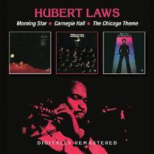 HUBERT LAWS - MORNING STAR/CARNEGIE HALL/CHICAGO THEME  2 CD NEU