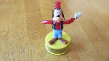 1970's Kohner push puppet Goofy toy Vintage Disney