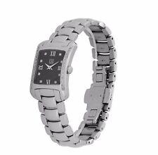 ESQ by Movado Women's Verona Luxury Stainless-Steel Diamond Bezel Watch 07101200