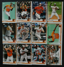 2019 Topps Series 1 Baltimore Orioles Team Set 12 Baseball Cards