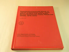 Potential Environmental Effects of 765-kV Transmission Lines Cases 26529/26559