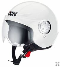Ixs hx 109 niños motocicleta Casco Jet casco visera blanco niños casco children Helmet