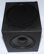 POLK AUDIO PSW350 from RM6000BD System Black Powered Active Subwoofer - 10""