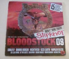 BLOODSTOCK 08 CD Soulfly Unleash Soilwork As I Lay Dying + Video Metal Hammer