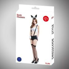 Body Pleasure - RolePlay - Sexy Lingerie - Bunny - Tl86 - Giftbox - One size ...