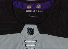LOS ANGELES KINGS - size 60 = 3XL - Alternate 3rd Style ADIDAS NHL HOCKEY JERSEY