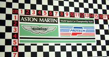 AM Protech Sticker Le Mans 1989