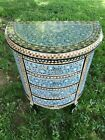 Moroccan%2C+Egyptian+large+dresser%2C+Cabinet%2C+inlaid+w%2F+Mother+of+Pearl+Import+Acti