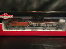 InterMountain BNSF Road #7737 ES44DC Locomotive with Sound Ho Scale Item #49721S