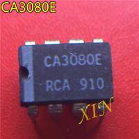 10PCS  CA3080EZ CA3080E DIP-8 new original