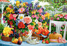 1000 Pieces Jigsaw Puzzle Flowers & Fruits - Brand New & Sealed