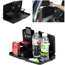 Car Seat Back Storage Bag Travel Food Table Desk Organizer Holder Foldable