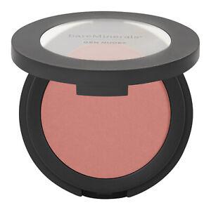 Bareminerals Gen Nude Powder Blush Call My Blush 0.21 oz 6 g. Blush