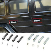 4X Aluminum Alloy Car Door Handle for TRAXXAS 1/10 TRX6 Benz G63 6X6 88096-4 Car