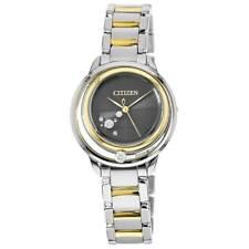 New Citizen Sunrise Solitare Women's Watch EW5524-59E