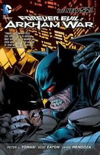 DC COMICS FOREVER EVIL: ARKHAM WAR N52 TPB TRADE PAPERBACK BANE SCARECROW