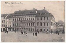 Ak Zittau Kgl. Tiefbauschule 1909 ! (A1716