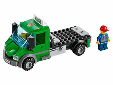 Lego City Cargo Truck and Driver ONLY split from 60052 NEW