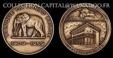 Banque du Congo Belge 1909/1959 Matadi 1909 Léopoldville 1959