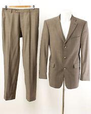 strellson Anzug Gr. 98 (M Schlank) 100% Wolle SUPER 100'S Business Suit