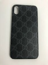 Gucci Case For XS MAX with Logo