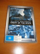ENEMY OF THE STATE ( DVD , REGION 4 ) ( LIKE NEW ) * WILL SMITH *