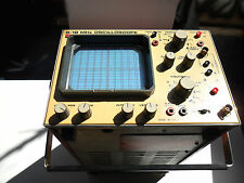 Oscilloscopio UNAOHM G 471 G vintage anni 70