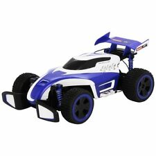 Modellini di auto e moto radiocomandati blu Carrera