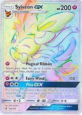 Pokemon TCG Guardians Rising - Sylveon GX 158/145 - NM/MINT Hyper Rare