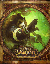 L'art de world of warcraft mists of pandaria book neuf et scellé