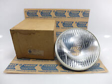 Yamaha YAS3 Headlight Lens AS3 Head Lamp Glass NOS Genuine 237-84320-00