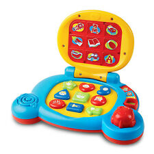 Baby Laptop Musical Educational Learning Toddler Toy Songs Sounds Phrases Gift