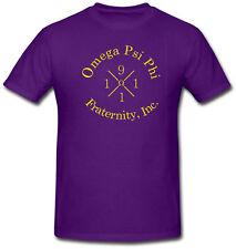Omega Psi Phi Fraternity, Inc 1911 2XLarge Shirt