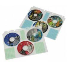 Hama feuillets transparents au format A4 pour le Rangement de CD