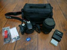 Canon EOS Kiss X3 / 500D DSLR w/ Sigma 18-200mm OS and more