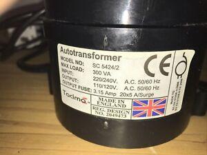 Tacima Step Down 110 Volt Transformer   300VA  SC5424