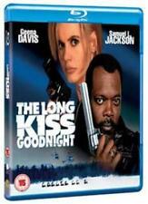 The Long Kiss Goodnight Blu-ray 1996 Region